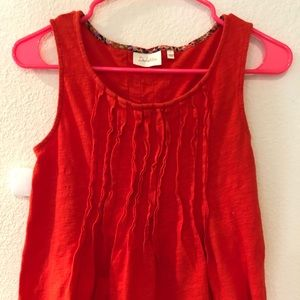 Anthropologie shirt size small